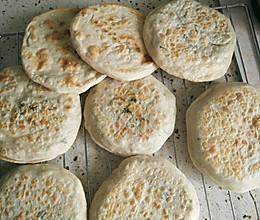 桑叶菜饼——来自妈妈的爱的做法