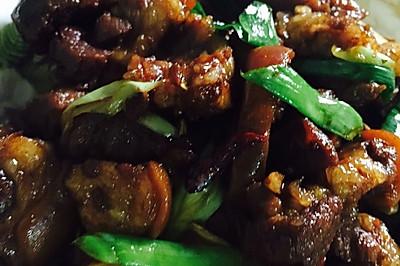 简单又好吃的高压锅焖羊肉