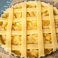 肉桂苹果派#松下烘焙魔法世界#的做法图解24