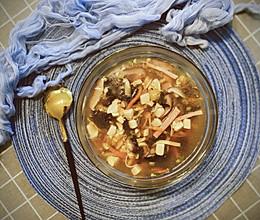 #餐桌上的春日限定#胡辣汤的做法