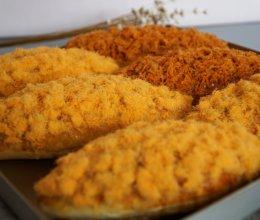 """媲美面包新语的""""松松&辣松""""的做法"""