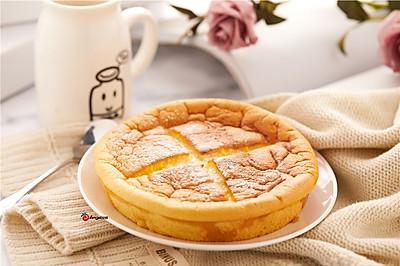 黄油鸡蛋软松饼