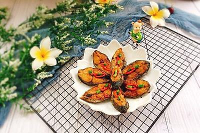 #精品菜谱挑战赛#酱汁煎鲅鱼
