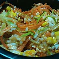 韩式石锅拌饭的做法图解5