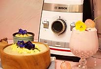 升级塔噜酱肯记鸡汁土豆泥配麦记草莓奶昔的做法