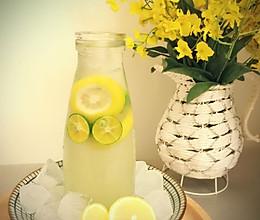 金桔柠檬汁的做法