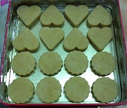 自制纯天然绿豆糕的做法