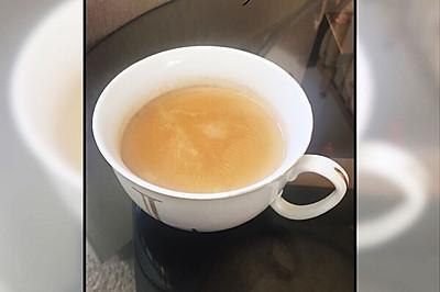 焦糖鸳鸯奶茶