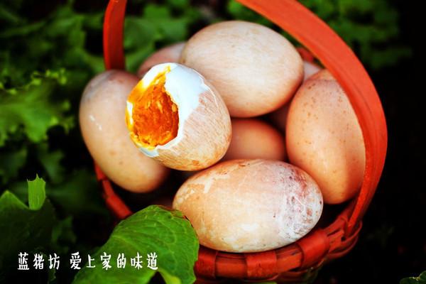 五香咸鸭蛋的做法