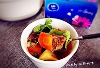 番茄炖牛肉#维达与你传承年味#的做法
