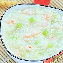 冬瓜鲜虾粥