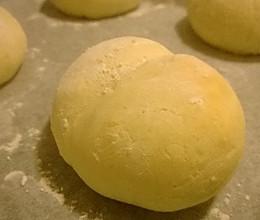 海蒂白面包的做法
