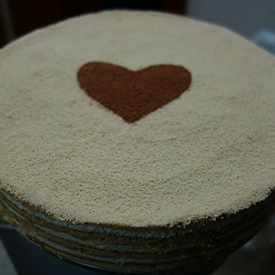 不需要烤箱的蛋糕——8寸木糠布丁蛋糕