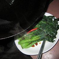 #菁选酱油试用之 白灼菜心的做法图解6