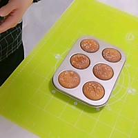 芝麻蜂蜜小蛋糕的做法图解7