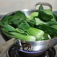香菇炒青菜#宜家让家更有味#的做法图解8
