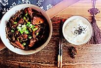 回味无穷下饭菜:干豆角炖排骨的做法