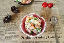 田园土豆沙拉(低脂)的做法