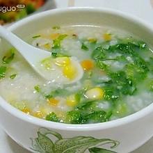 玉米生菜粥