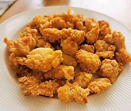 台湾小吃—盐酥鸡 空气炸锅版的做法