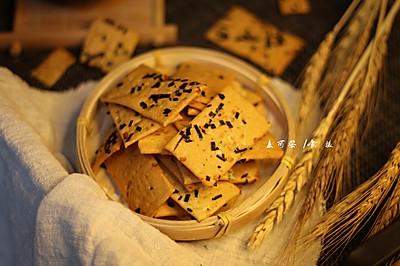 香葱海苔饼干