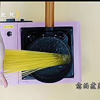 辣花甲意面 减肥常选主食的做法图解4