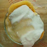 芒果酸奶沙冰的做法图解3