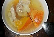 金瓜排骨汤#宴客拿手菜#的做法