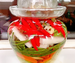 川味泡菜的做法