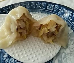 白菜猪肉水饺的做法