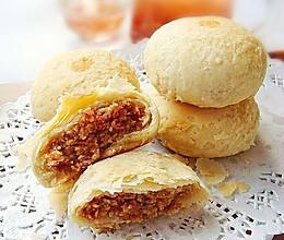 玫瑰酥饼的做法