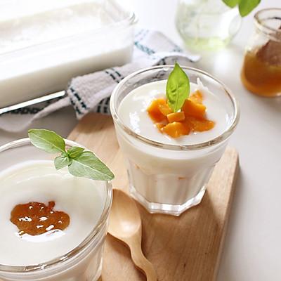 自制芒果酸奶--东菱DL-T12面包机使用报告