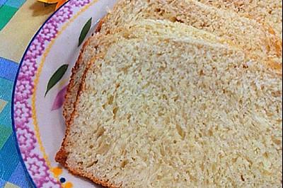 高级奶香土司面包