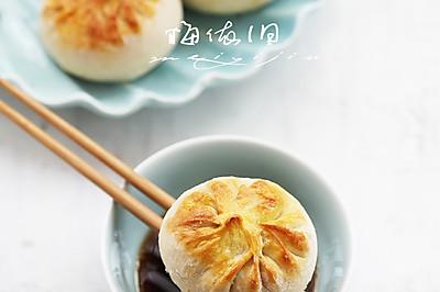 长帝e·Bake互联网CRDF30A烤箱——烤香菇素包