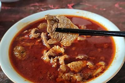 水煮肉片(懒人版)