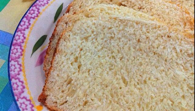 高级奶香土司面包的做法