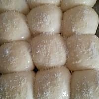 椰蓉蜂蜜小餐包(一发)的做法图解8