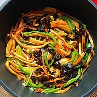 杏鲍菇神仙吃法,好吃到舔盘子的鱼香杏鲍菇的做法图解7