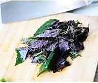 紫苏焖鸡翅的做法图解5