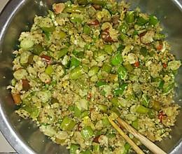 河南特色美食辣椒炒面的做法