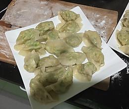 西葫芦鸡蛋饺子的做法