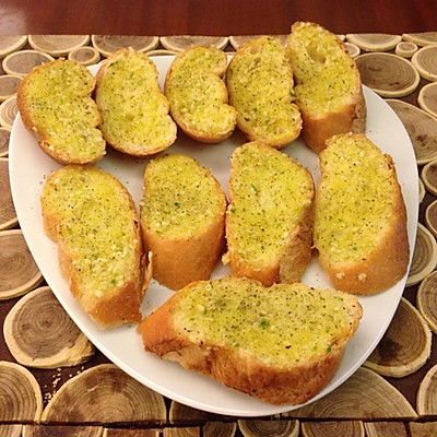 法式香蒜面包