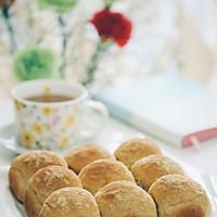 低脂低糖黄豆粉挤挤小面包的做法图解11