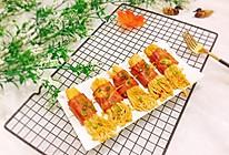#精品菜谱挑战赛#金针菇培根卷的做法