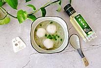 萝卜丝鱼丸汤#下饭红烧菜#的做法