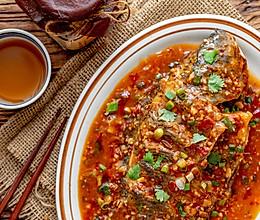 #硬核菜谱制作人#豆瓣鱼|香辣酥嫩的做法