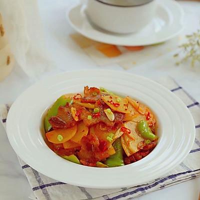 干煸土豆片,超美味的下饭菜
