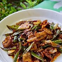 辣椒炒肉的做法图解8