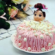 不会裱花的同学来做泡泡浴蛋糕吧
