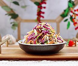 #钟于经典传统味#豆腐皮拌三丝的做法